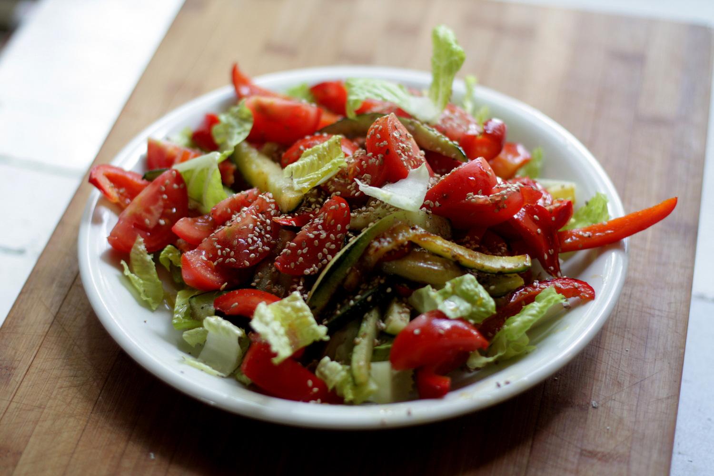 lunchsalade
