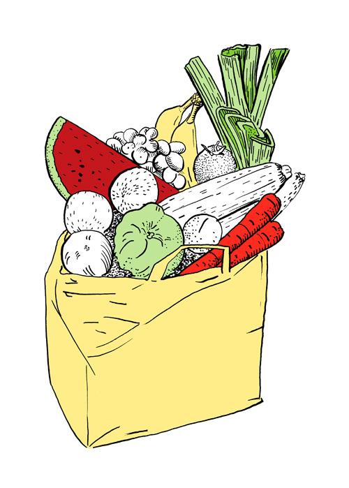 groentetas bietenrood